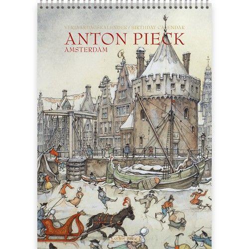 Anton Pieck Amsterdam