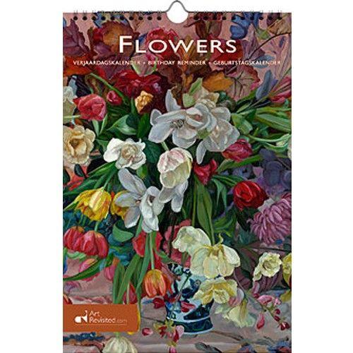Flowers verjaardagskalender
