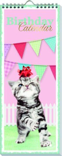 Myrna Verjaardagskalender Kat