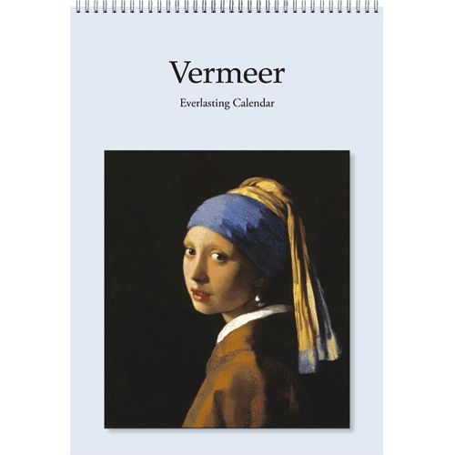 Vermeer verjaardagskalender