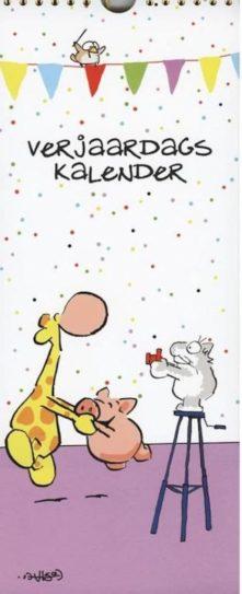 Vis Verjaardagskalender Slingers